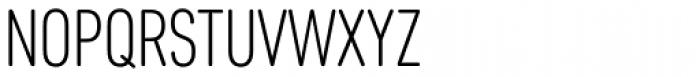 Core Sans DS 27 Cn Light Font UPPERCASE