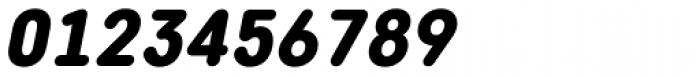 Core Sans DS 75 Black Italic Font OTHER CHARS