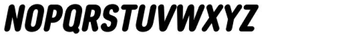 Core Sans DS 77 Cn Black Italic Font UPPERCASE