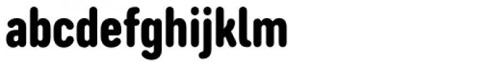 Core Sans DS 77 Cn Black Font LOWERCASE