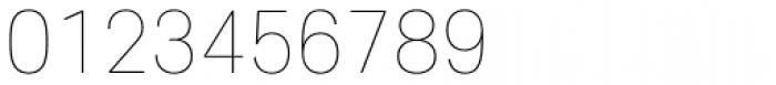 Core Sans ES 15 Thin Font OTHER CHARS