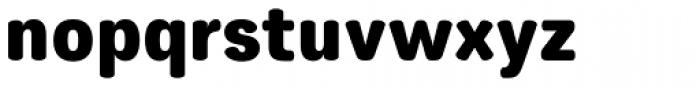 Core Sans ES 95 Black Font LOWERCASE