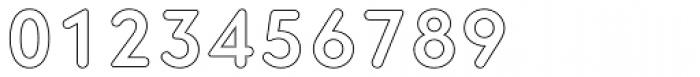 Core Sans G Outline Font OTHER CHARS