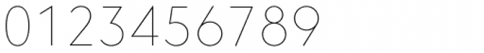 Core Sans GS 15 Thin Font OTHER CHARS