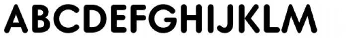 Core Sans GS 65 Bold Font UPPERCASE