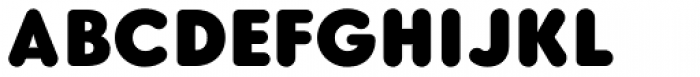 Core Sans GS 95 Black Font UPPERCASE