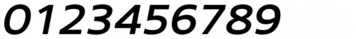 Core Sans N 53 Exp Medium Italic Font OTHER CHARS