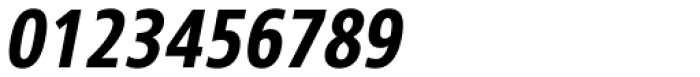 Core Sans N 67 Cn Bold Italic Font OTHER CHARS