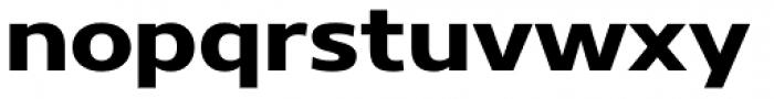 Core Sans N 73 Exp ExtraBold Font LOWERCASE