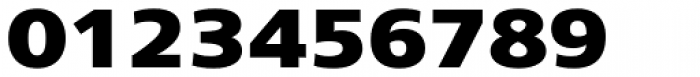 Core Sans N 83 Exp Heavy Font OTHER CHARS