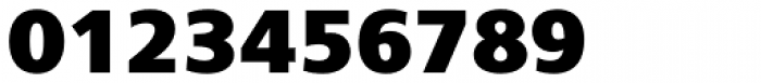 Core Sans N 85 Heavy Font OTHER CHARS