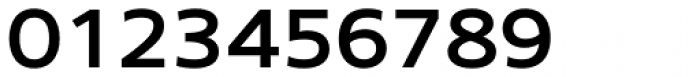 Core Sans N SC 53 Exp Medium Font OTHER CHARS