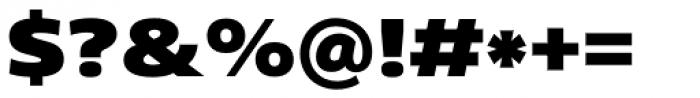 Core Sans N SC 93 Exp Black Font OTHER CHARS