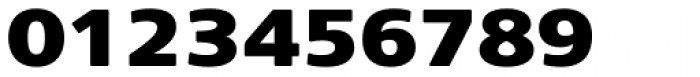 Core Sans NR 83 Ext Heavy Font OTHER CHARS