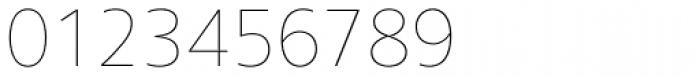 Core Sans NR SC 15 Thin Font OTHER CHARS