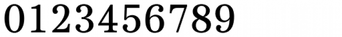 Core Serif N 45 Medium Font OTHER CHARS