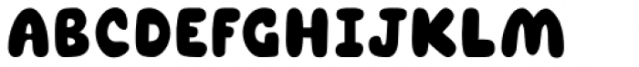 Cori Font UPPERCASE