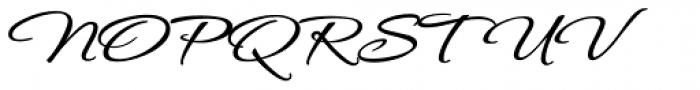 Corinthia Pro Bold Font UPPERCASE