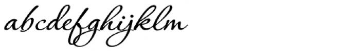 Corinthia Pro Bold Font LOWERCASE