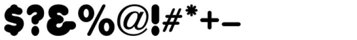 Corkboard JNL Font OTHER CHARS