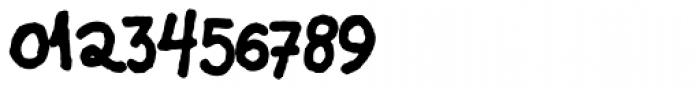 Corndog Clean Font OTHER CHARS