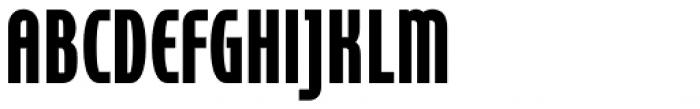 Cornerstone Black Font UPPERCASE