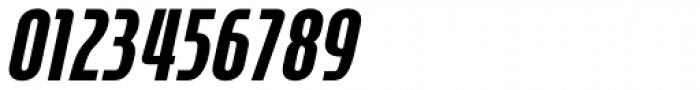 Cornerstone Pro Black Italic Font OTHER CHARS