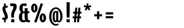 Cornerstone Pro Black Font OTHER CHARS