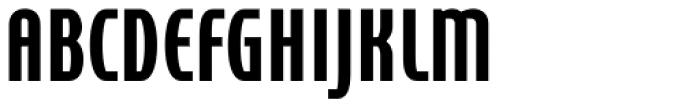 Cornerstone Pro Black Font UPPERCASE