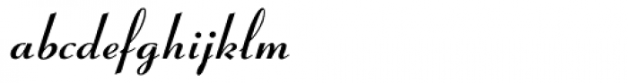 Coronet MT Bold Font LOWERCASE