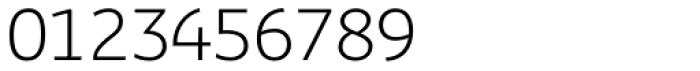 Corporaet Light Font OTHER CHARS