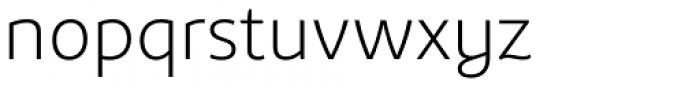 Corporaet Light Font LOWERCASE