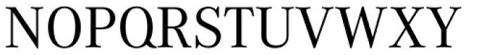 Corporate A Regular Font UPPERCASE