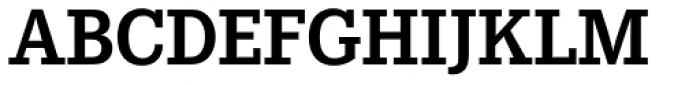 Corporate E Pro Bold Font UPPERCASE