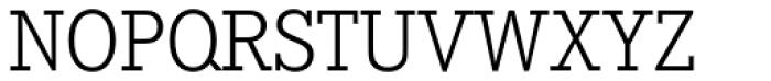 Corporate E Pro Light Font UPPERCASE