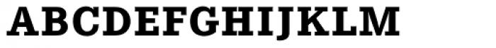Corporate E SC Bold Font LOWERCASE