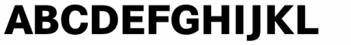 Corporate S BQ ExtraBold Font UPPERCASE