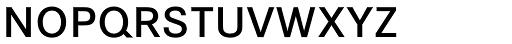Corporate S SC Medium Font LOWERCASE