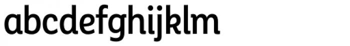 Corporative Alt Condensed Medium Font LOWERCASE
