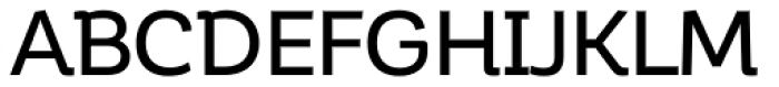 Corporative Alt Medium Font UPPERCASE