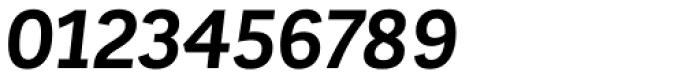Corporative Sans Alt Bold Italic Font OTHER CHARS