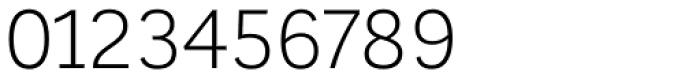 Corporative Sans Alt Book Font OTHER CHARS