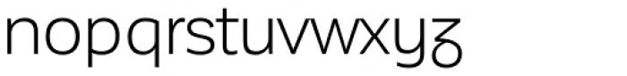 Corporative Sans Alt Book Font LOWERCASE