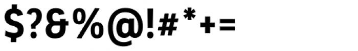 Corporative Sans Alt Condensed Bold Font OTHER CHARS