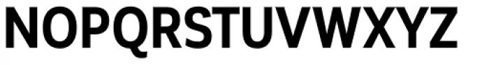 Corporative Sans Alt Condensed Bold Font UPPERCASE