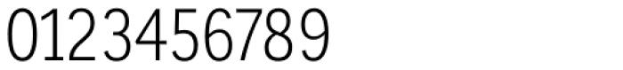 Corporative Sans Alt Condensed Book Font OTHER CHARS