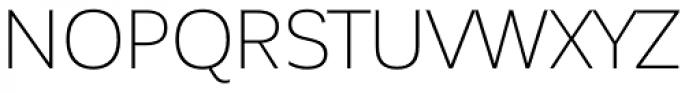 Corporative Sans Alt Light Font UPPERCASE