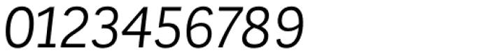 Corporative Sans Regular Italic Font OTHER CHARS