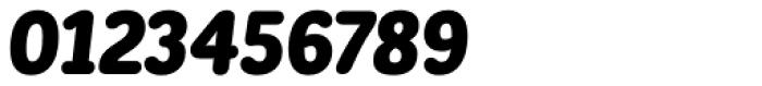 Corporative Sans Round Condensed Alt Black Italic Font OTHER CHARS