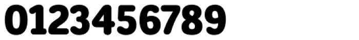 Corporative Sans Round Condensed Alt Black Font OTHER CHARS